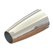 BULLET WEIGHT-Silver-LG