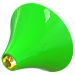 CONEDISC-Fluo Green-LG