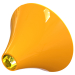 CONEDISC-Fluo Orange-LG