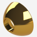 PREDATOR CONE-Ø12mm-Gold
