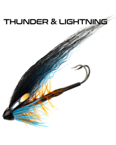 Simple Thunder and lightning tubefly