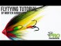 Tying a modern Green Highlander tubefly full tutorial